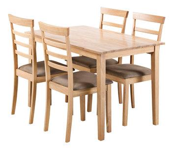 Ruokapöydän tuoli BJERT pyökinvärinen