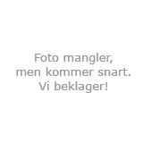 JYSK, Gardin FEMUNDEN 1x140x245cm jacq hvid,  269,-