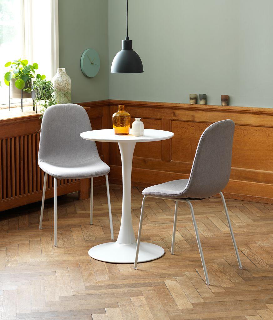 Cafébord RINGSTED Ø60 vit