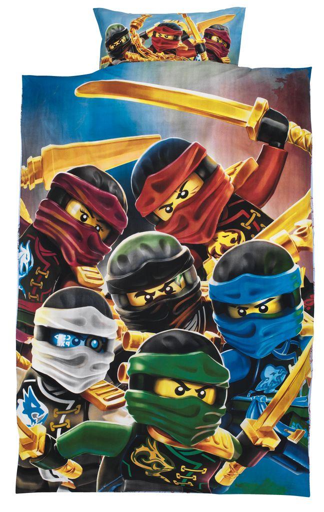 Dcs Lego Ninjago Sgl Jysk