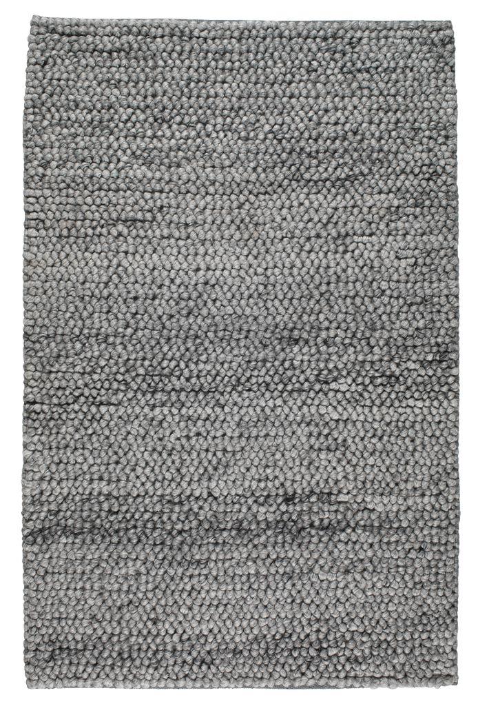 Rug RABBESIV 65x120 melange grey   JYSK