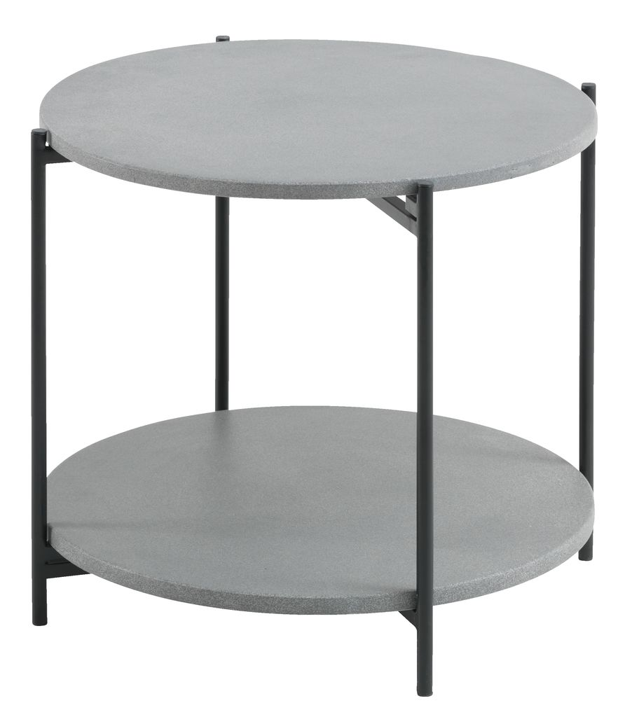 Side Table Otta D50xh47 Grey