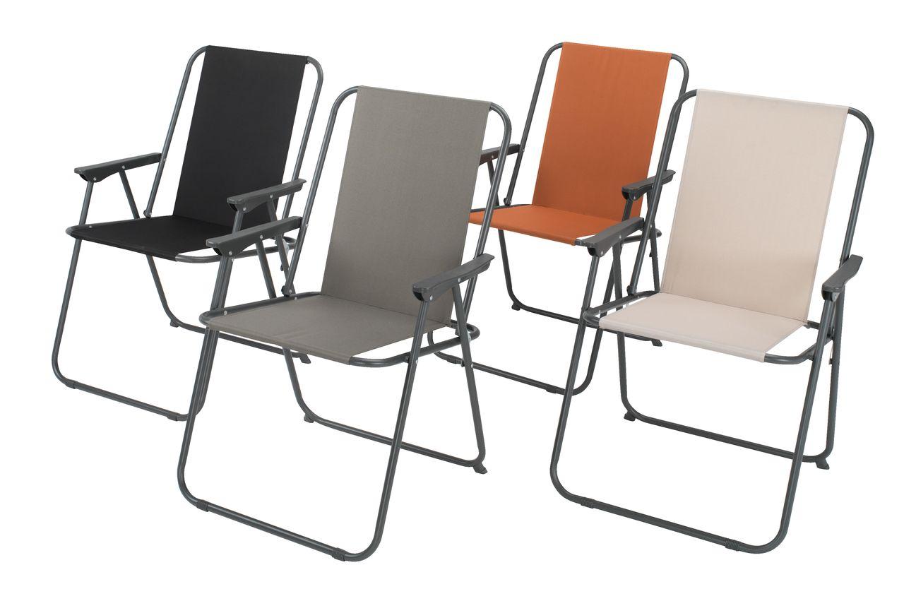 Kemping szék VARBERG vegyes