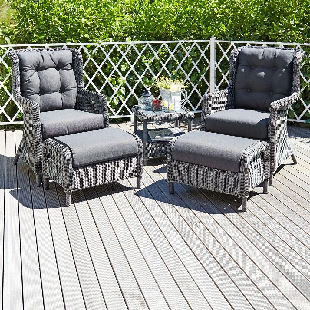 loungesett hagemøbler