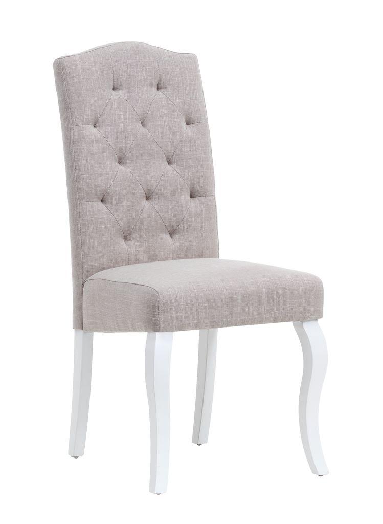 Krzesło Stenlille Piaskowybiały