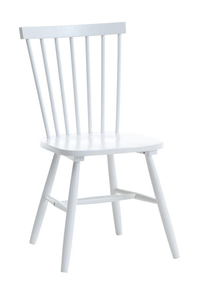 Krzesło Langdal Białe Jysk
