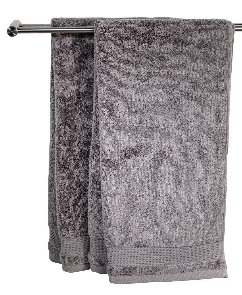 5f3927425 Håndkle NORA grå KRONBORG