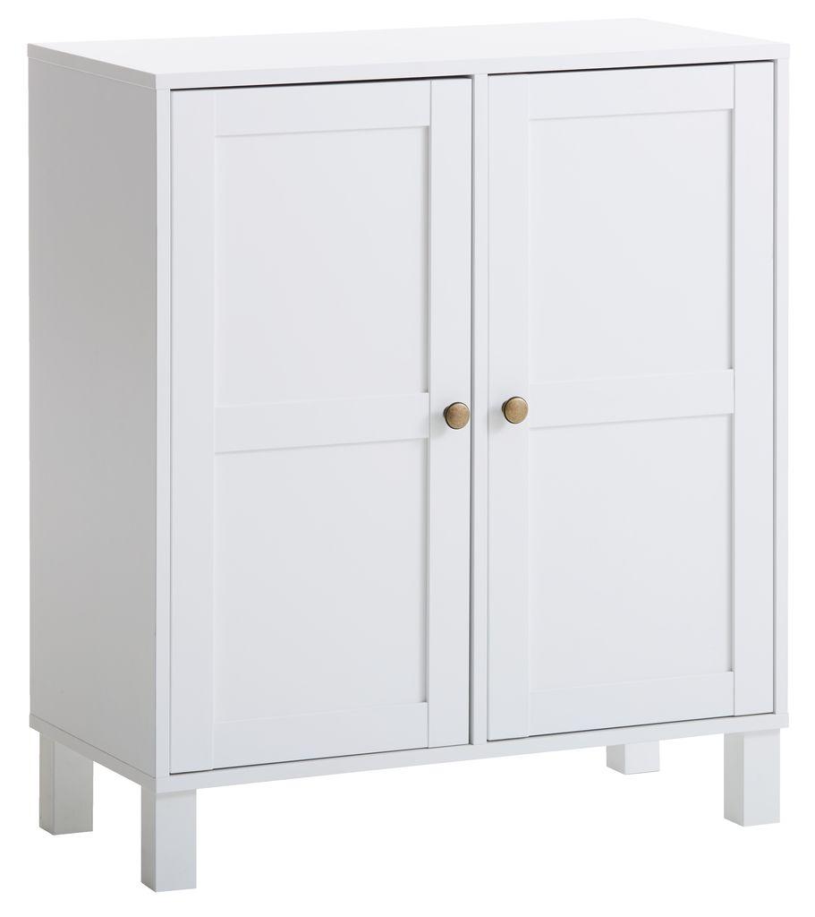 Kast SKALS 2 deuren wit | JYSK