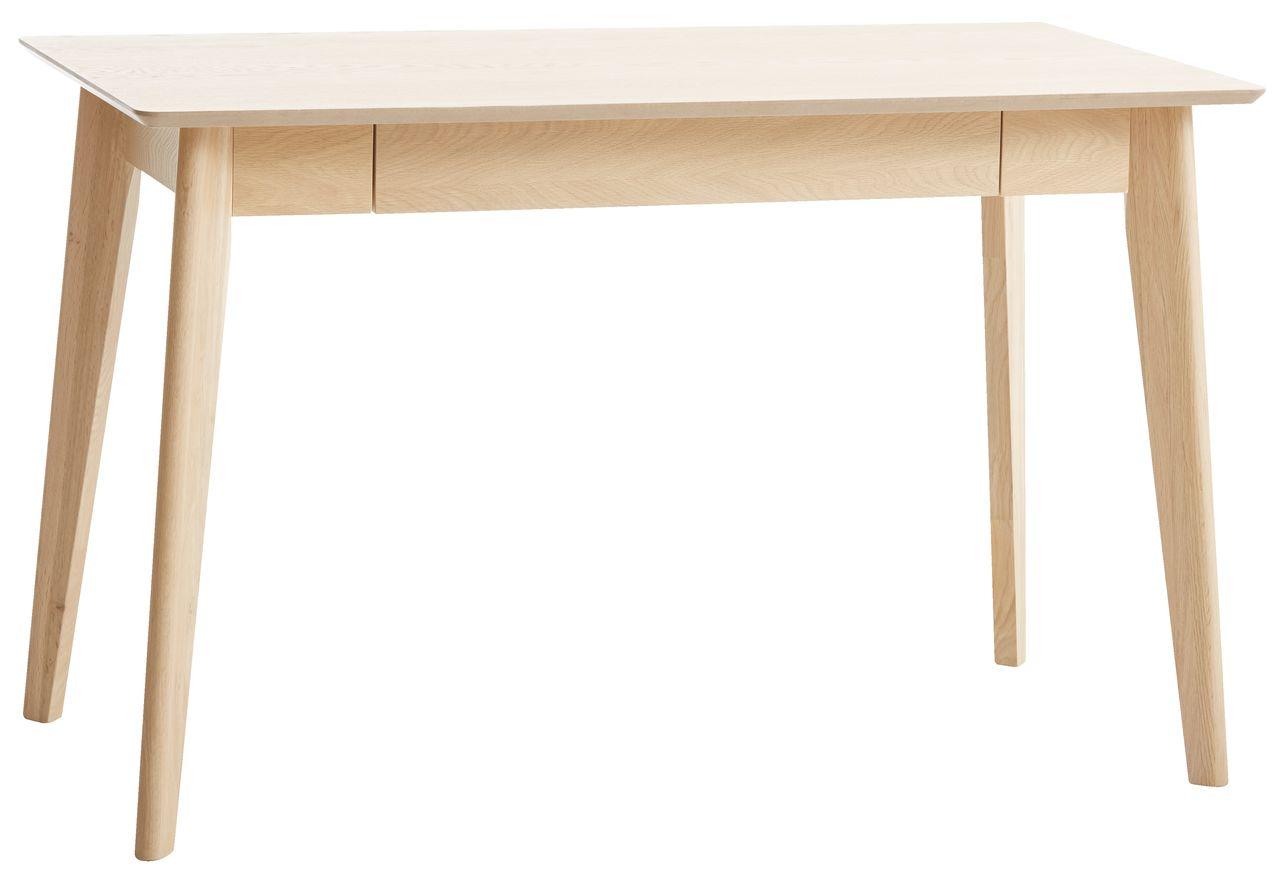 Desk Kalby 60x120 Light Oak Jysk