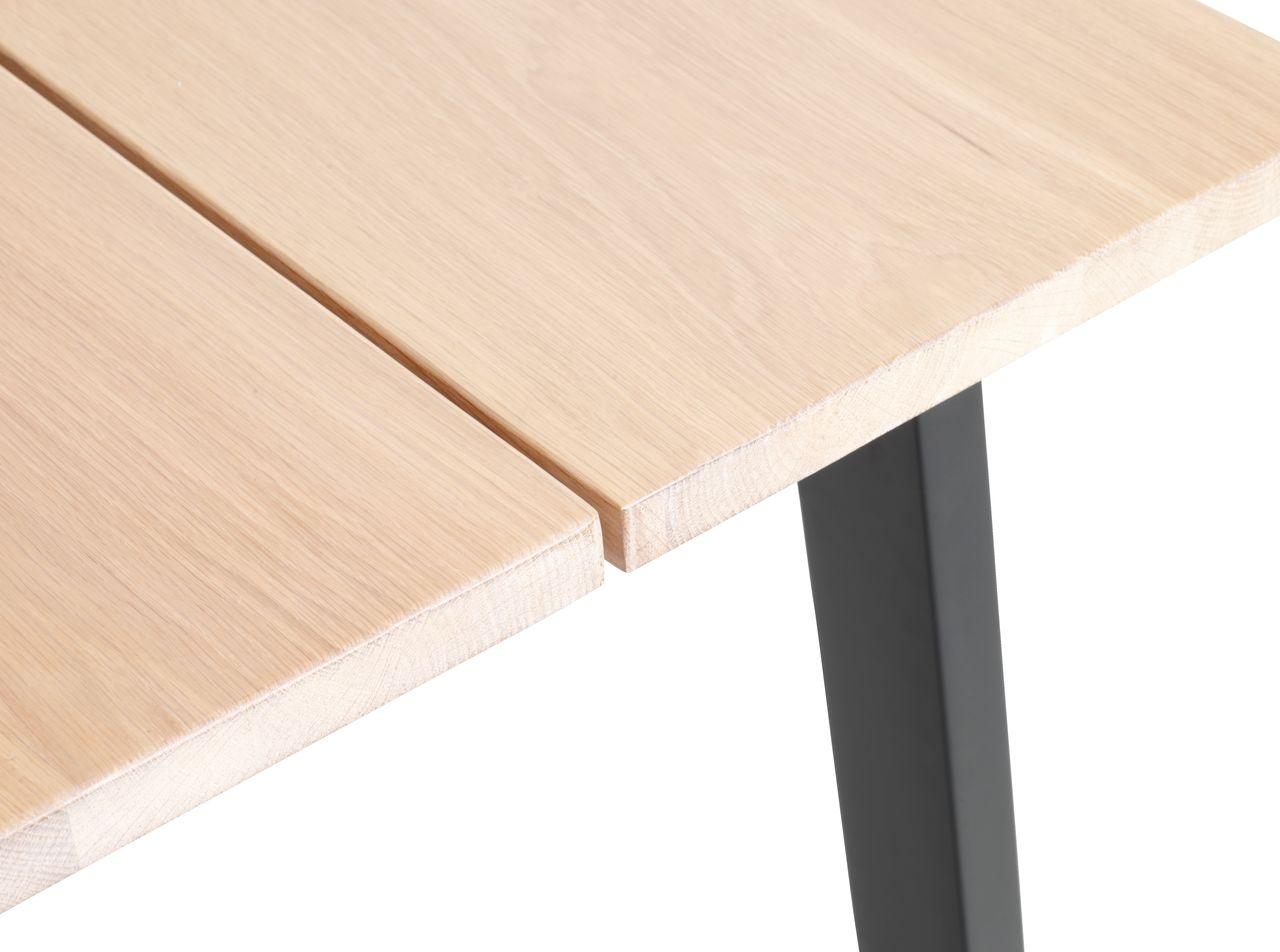 Spisebord GADESKOV 100x225 egsort