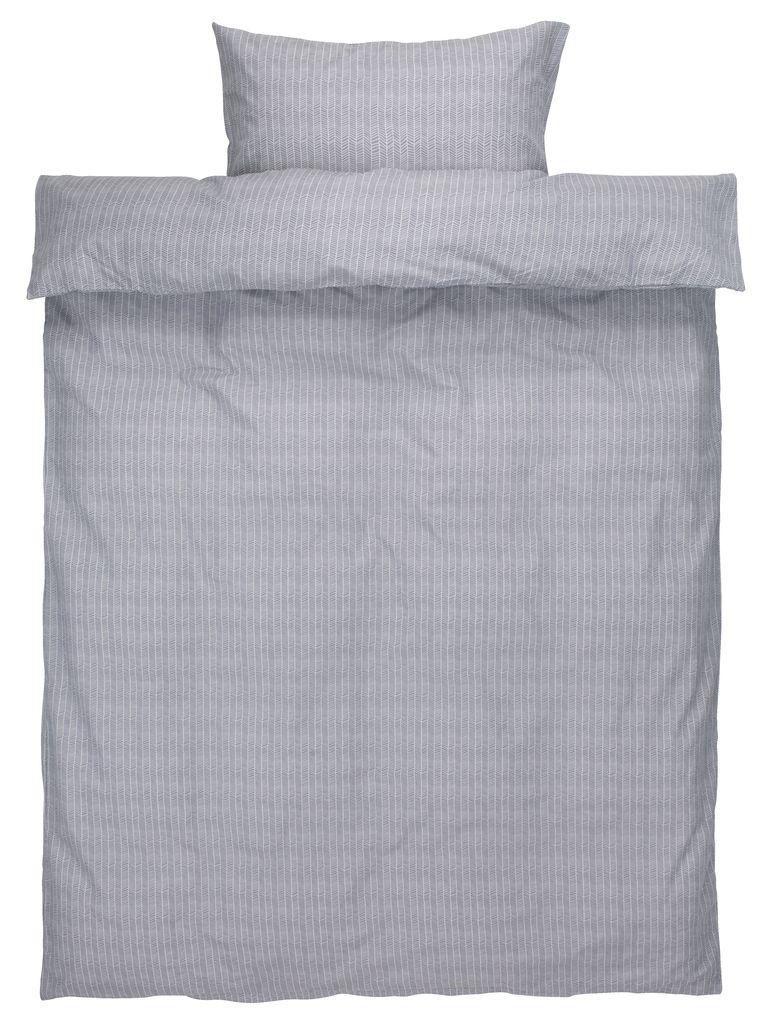 sengesæt med lynlås