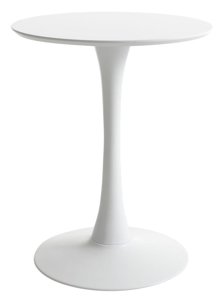 cafebord jysk Spise /cafebord RINGSTED Ø60 hvid   JYSK cafebord jysk