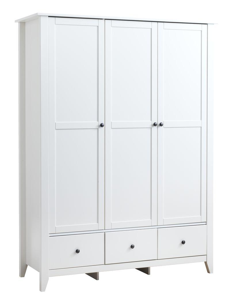 Szafa Nordby 150x200 Biały Jysk