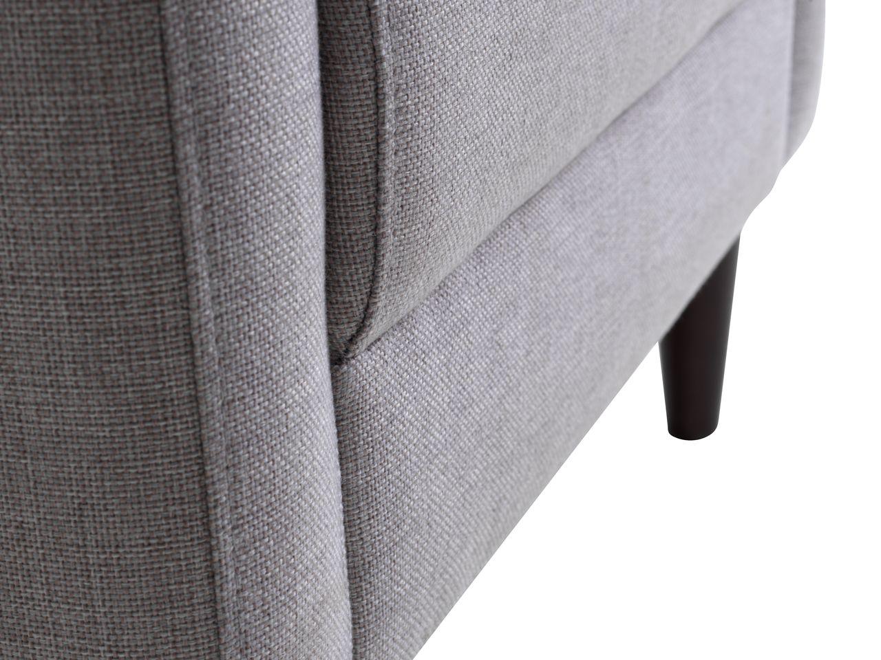 Lenestol GEDVED lys grå | JYSK