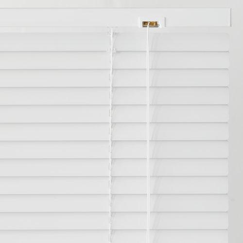 Persienne BRU 100x220cm alu hvid