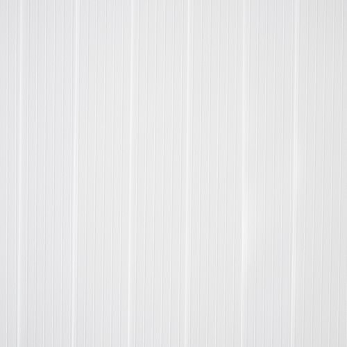 Lamellgardin ANDAMMEN 200x250 hvit