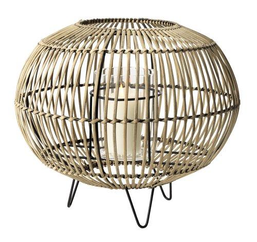 Lampáš EGEHJORT Ø32xV26 bambus