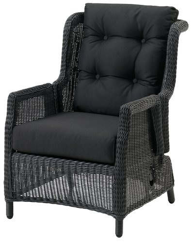 Recliner chair FALKENBERG grey
