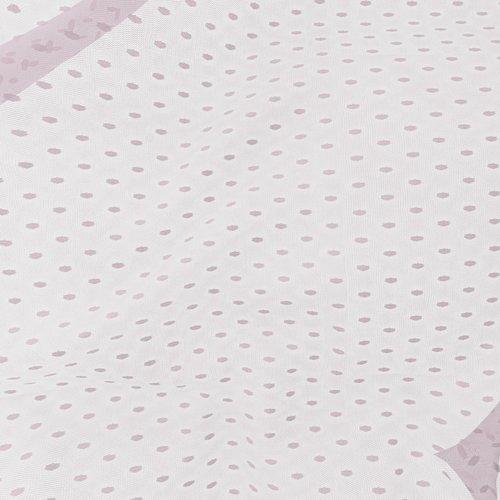 Κουρτίνα LYA 1x140x245 μωβ