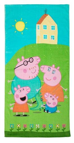Toalla de ducha PEPPA PIG 70x140