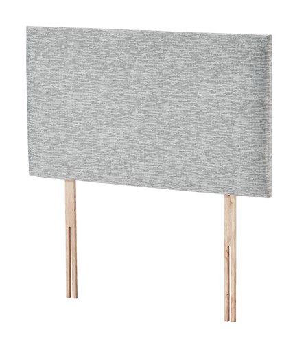 HB 90x50cm H10 PLAIN Grey-38
