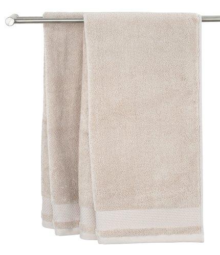 Gæstehåndklæde NORA sand