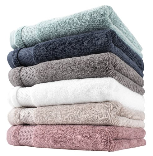Bath towel NORA white