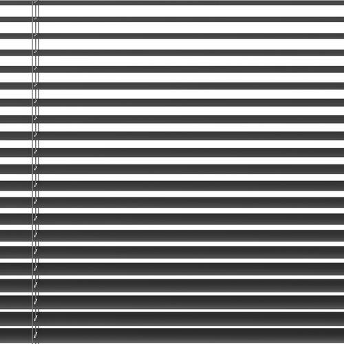 Aluminium jaloezieën BRU 120x160cm grijs