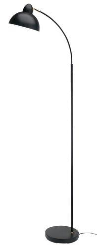Candeeiro de pé HUGO A154cm preto