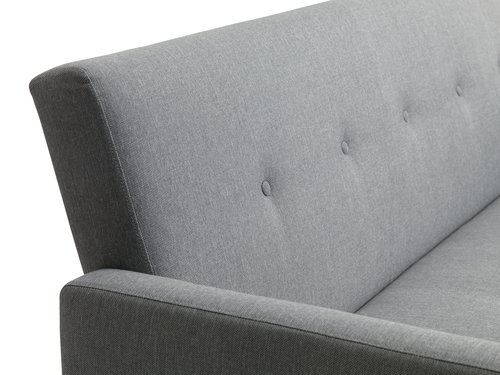 Kauč VARPELEV svetlo siva