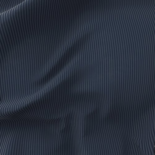 Curtain TOTAK 1x140x300 corduroy blue