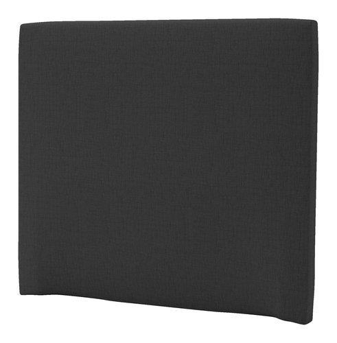 Sengegavl H20 PLAIN 150x125 grå-41