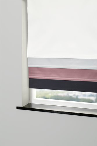 Blackout blind BOLGA 90x210cm black