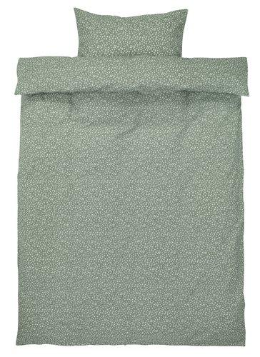 Påslakanset HANNA 150x210 grön