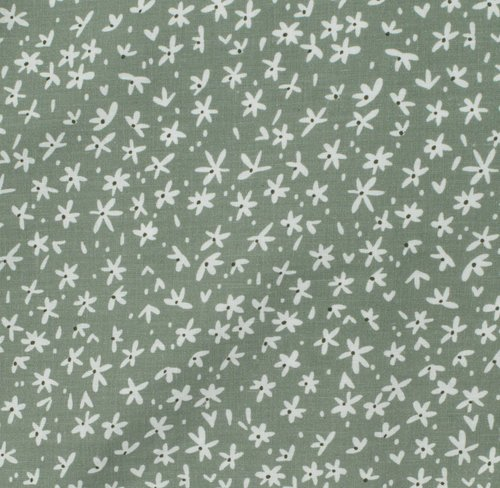 Pościel HANNA 200x220 cm zielony