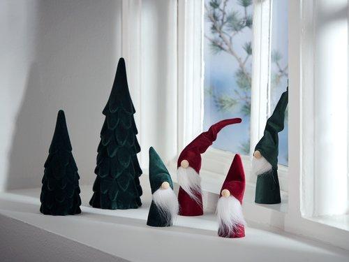 Juletræ MERLINIT H16/23cm 2stk/pk