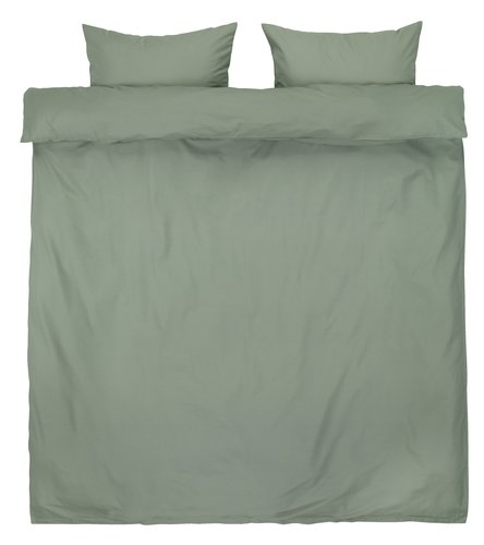 Bedding set ELLEN DBL green