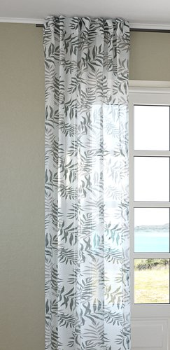 Фіранка BALUNGEN 1x140x300см листя