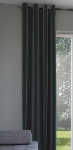 Függöny ANTEN 1x140x300 szürke