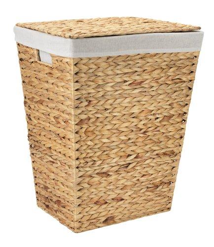 Laundry basket EGIL W36xL45xH57cm