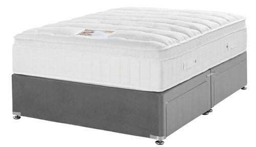 Divan Base King GOLD D10 4 drw