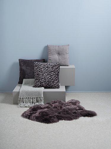 Cushion MALVA 45x45 grey