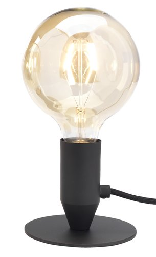 Настолна лампа CONRAD Ø13 см с LED