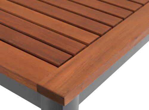 Pöytä YTTRUP L90xP150 kovapuu