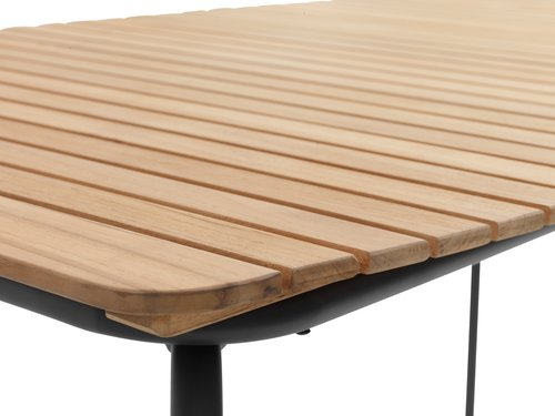 Table ESKILDSTRUP l90xL150 teak