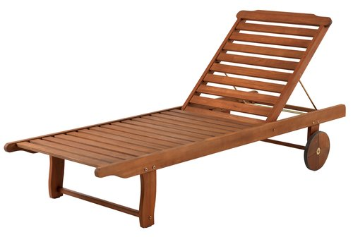 Ξαπλώστρα DALRIPA Π71xΜ189 σκλ.ξύλο