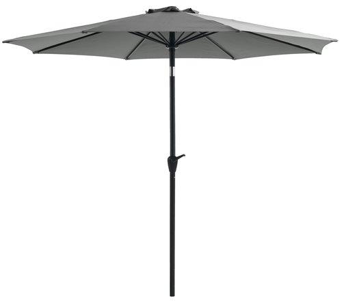 Parasol ogr. AGGER Ś300 oliwkowy