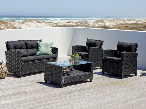 Lounge komplet MORA 4 osebe