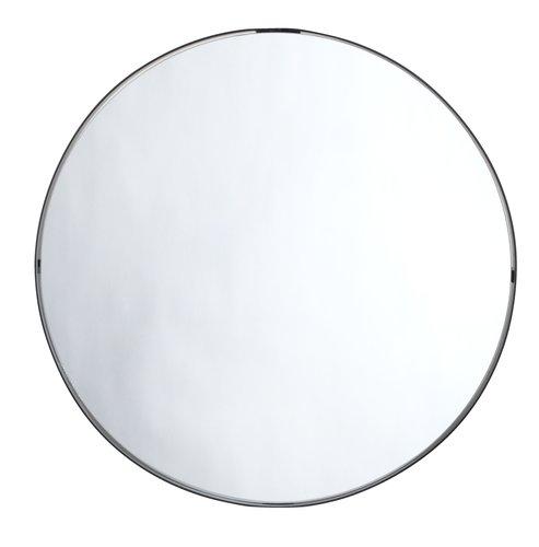 Spejl MARSTAL Ø50 sort