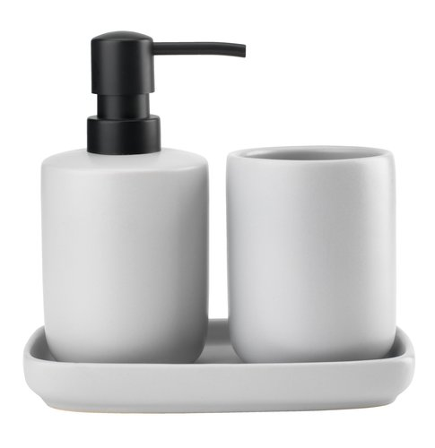Bathroom set TORSLANDA 3 piece set cerm.